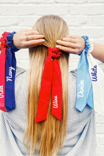 Pony Up Hair Scarf
