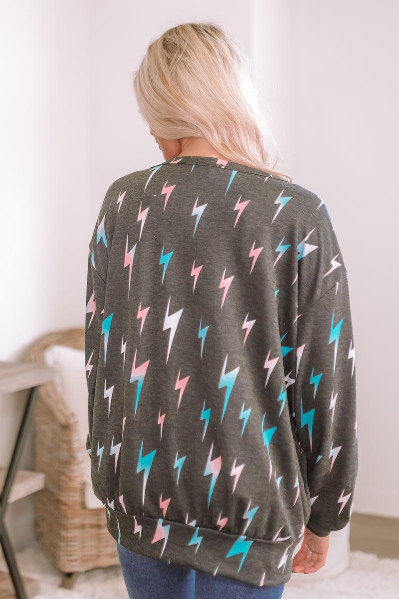Lightning McQueen Sweatshirt