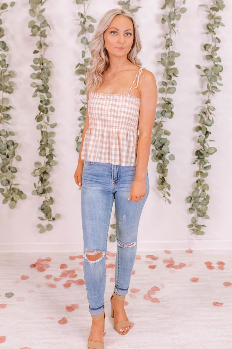 Identified Perfection Top