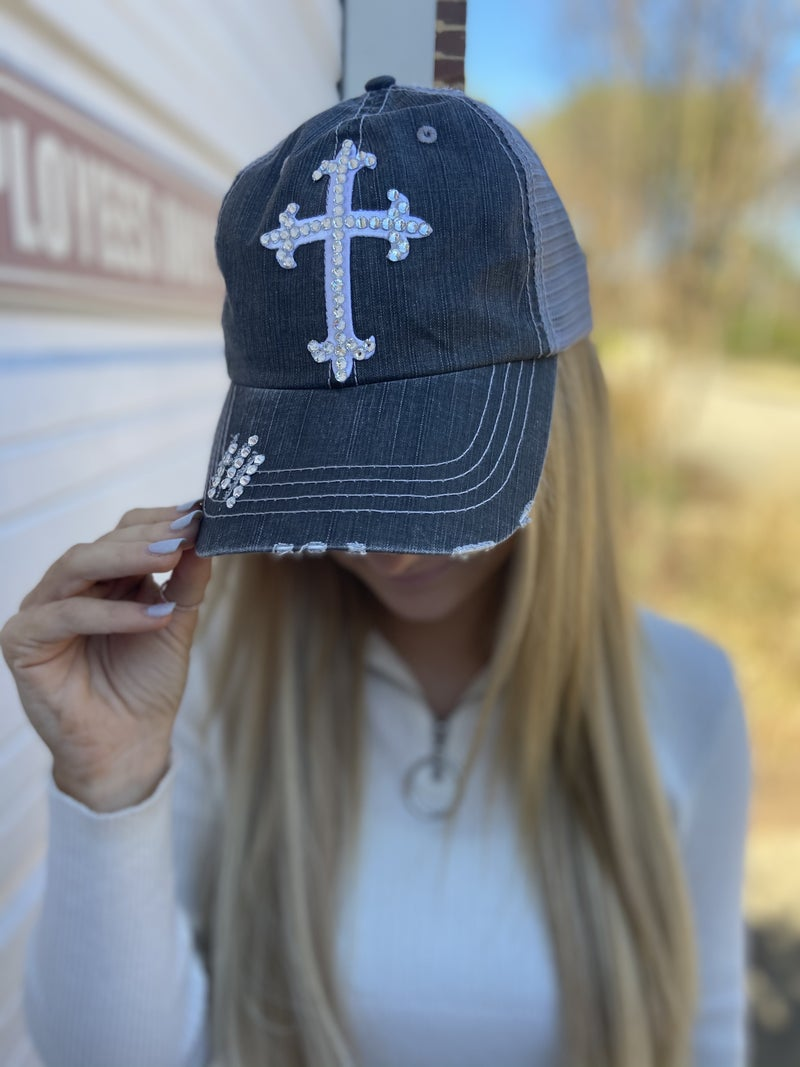 Don't Cross Me Hat