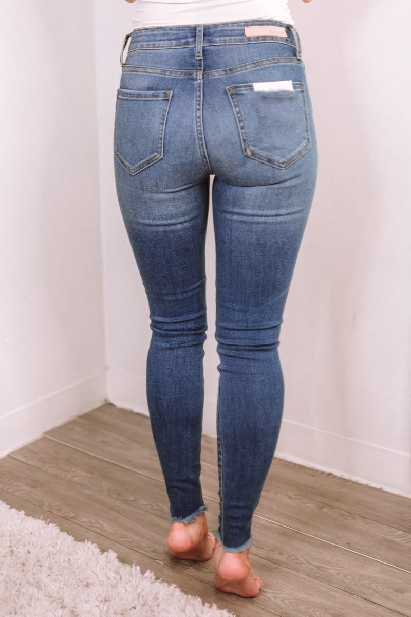 Make The Adjustments Jeans