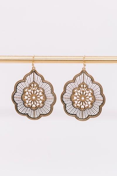 Moroccan Love Earrings