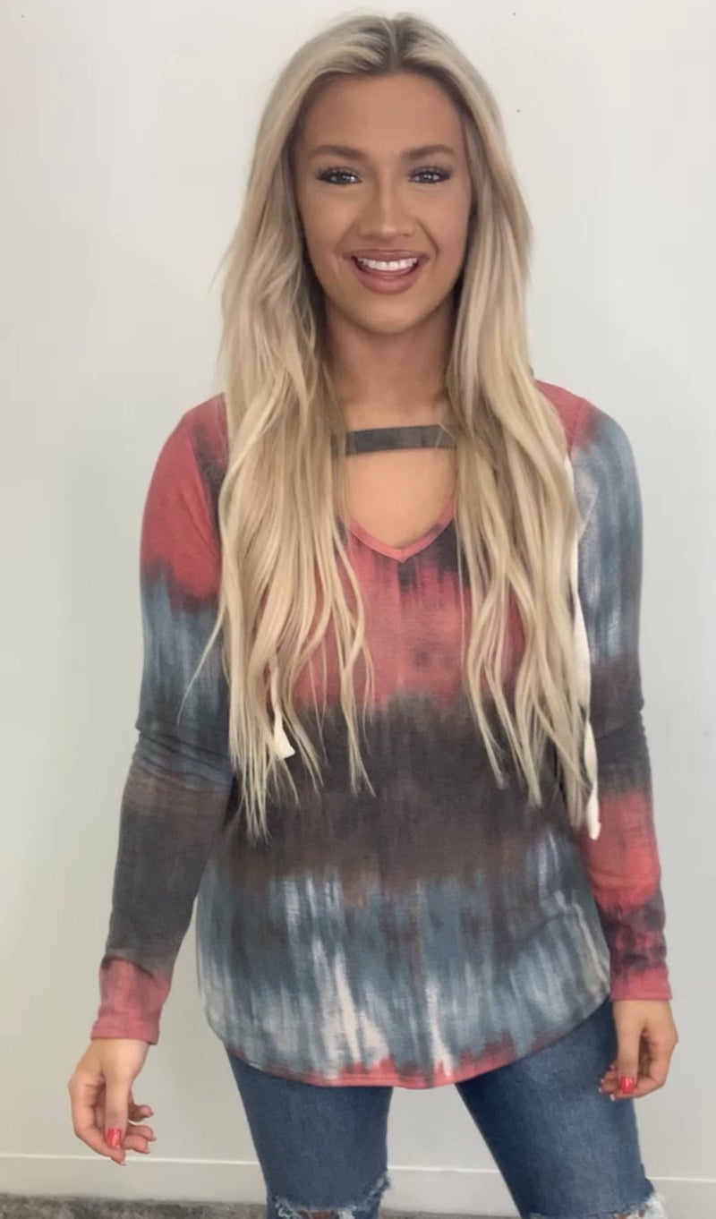 Ruby Tuesday Top
