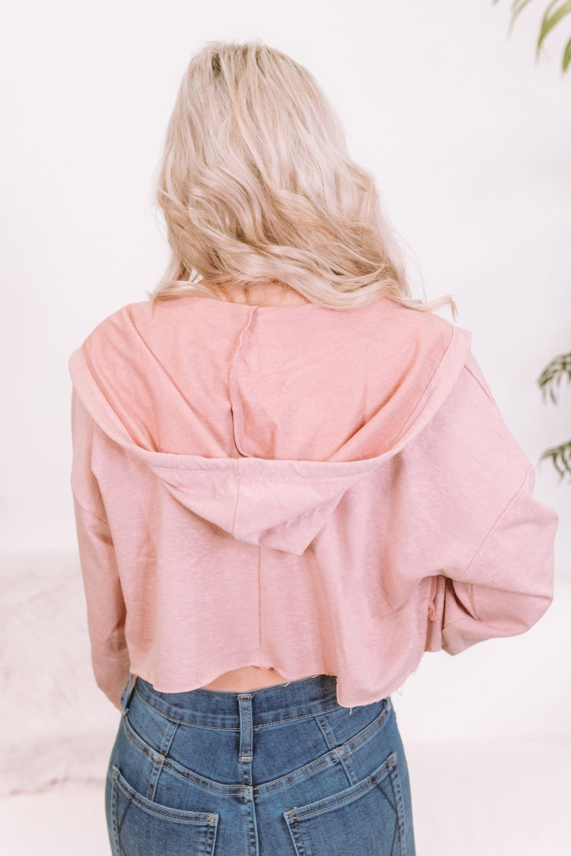 Ready For Anything Cropped Jacket