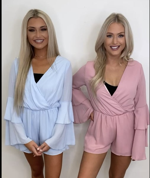 Empowered Woman Romper