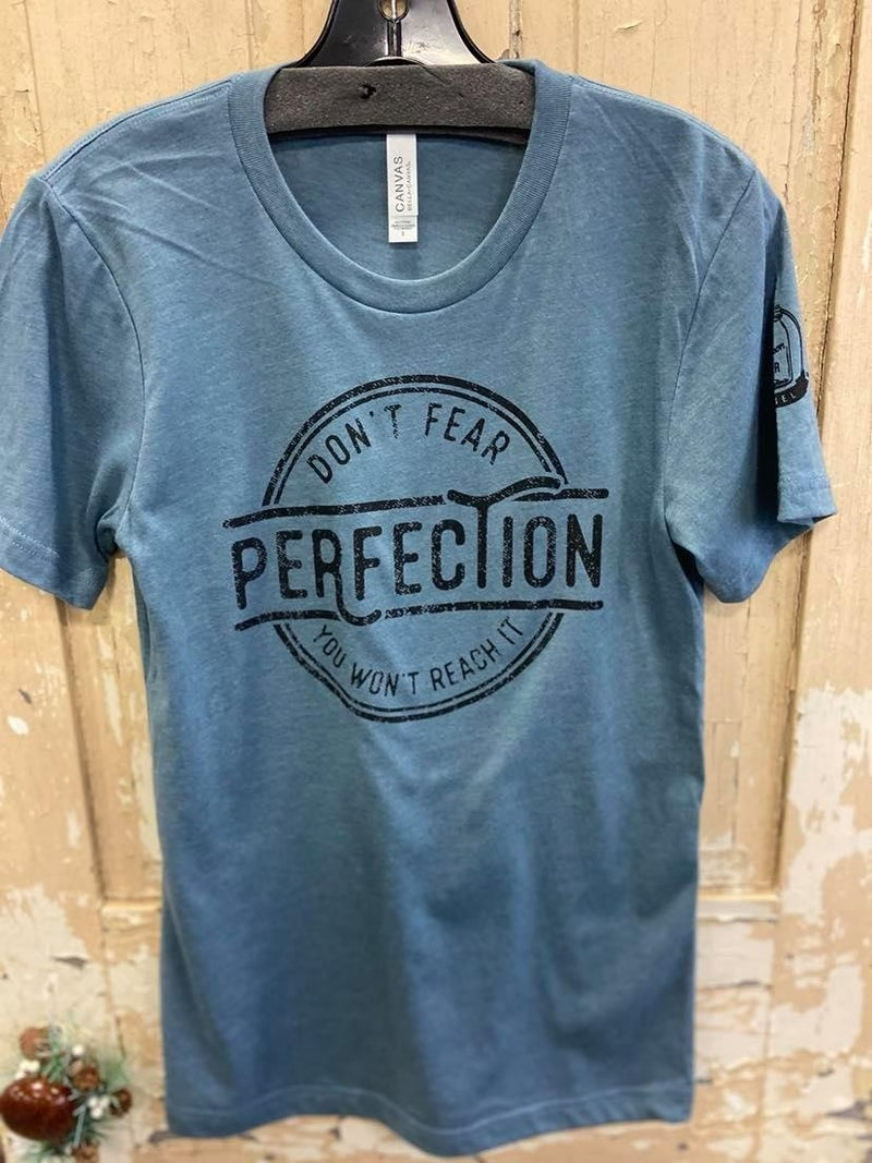 Don't Fear Protection Graphic Tee