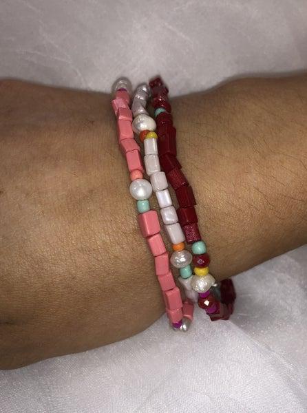 I'd Choose You Bracelet Set