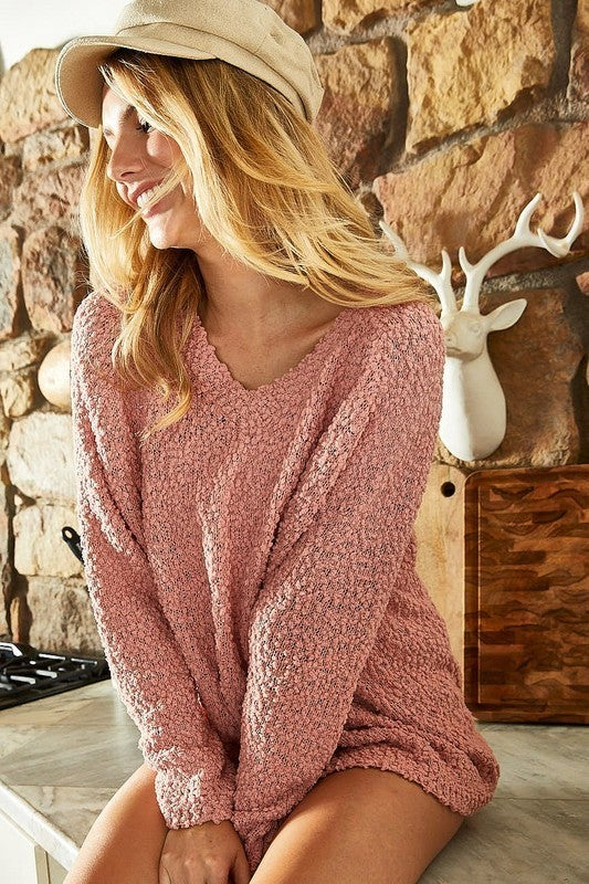 Broken Promise Sweater