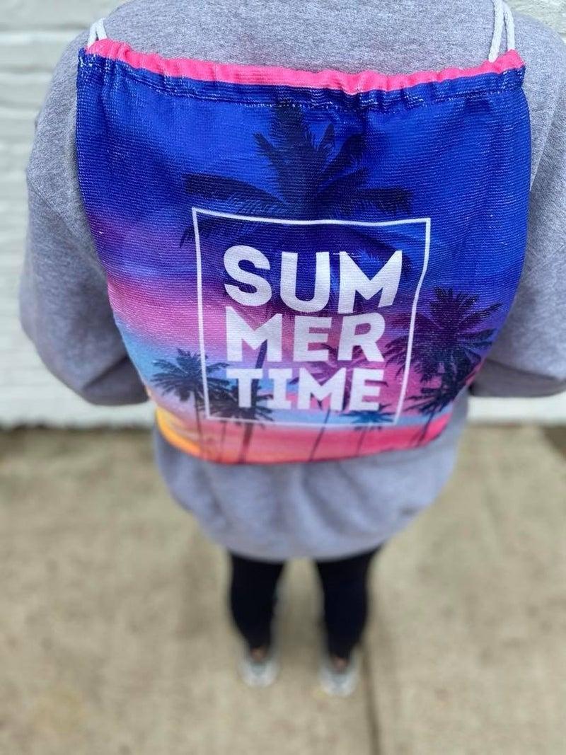 Summertime Towel Bag