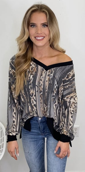 Casual Love Top