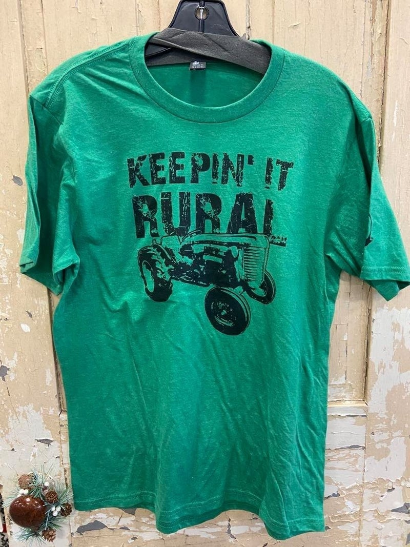 Keepin It Rural Graphic Tee