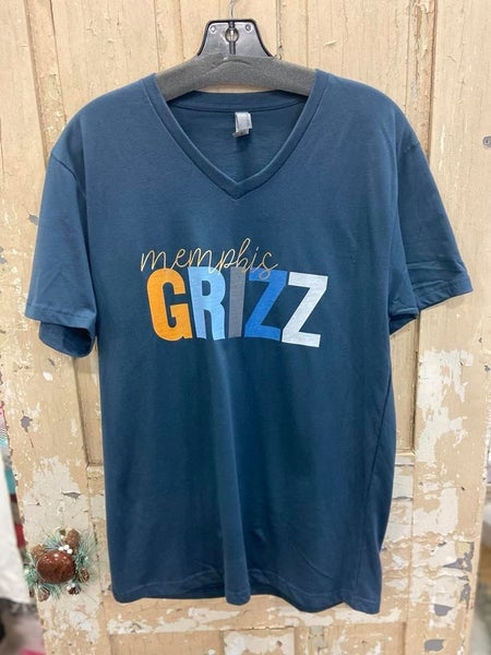 Memphis Grizz Graphic Tee