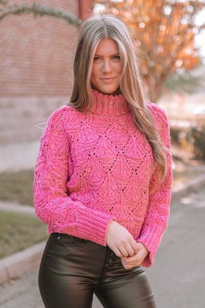 Bubble Gum Pop Sweater