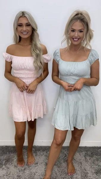 A Romantic Twist Dress