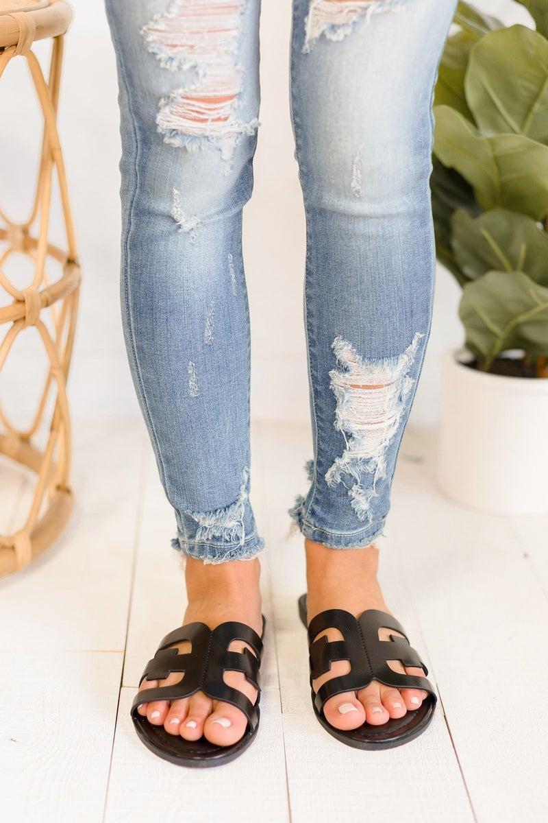 Sandy Summer Sandal