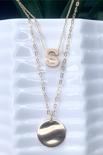 I Am Somebody Necklace Set