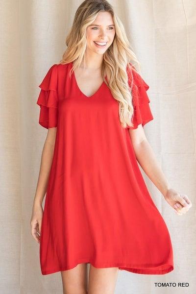 Gleaming With Glory Dress