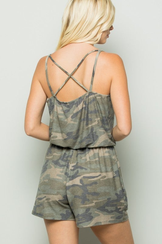 Endless Cycle Romper