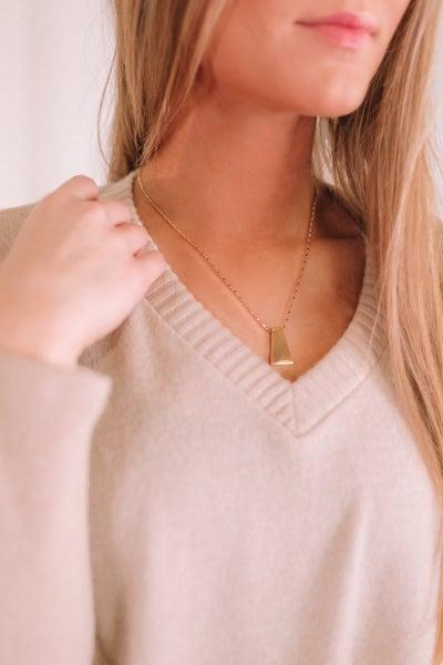 I Found You Necklace