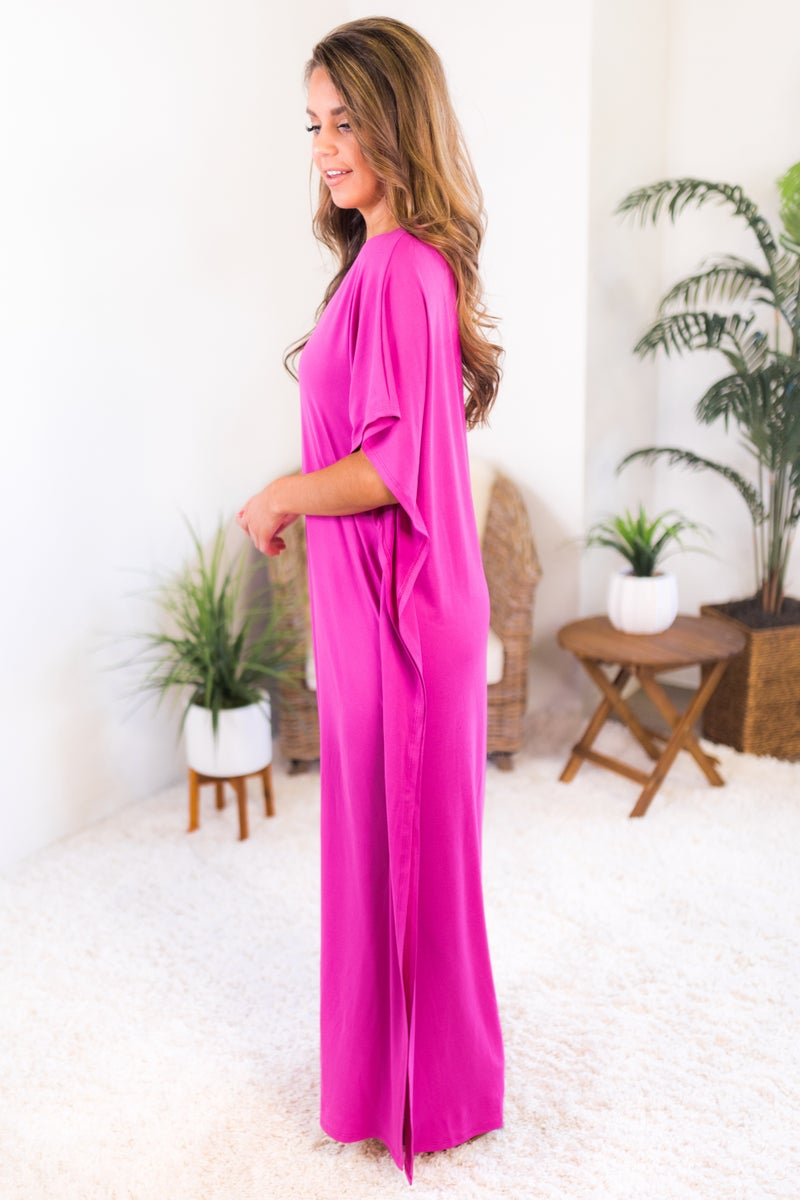 See If We Fit Maxi Dress