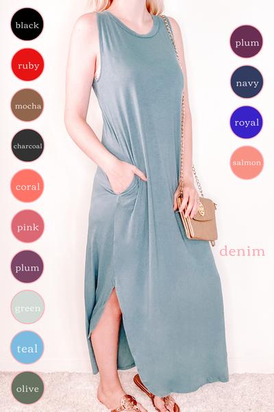 Day Dreamer Maxi Dress