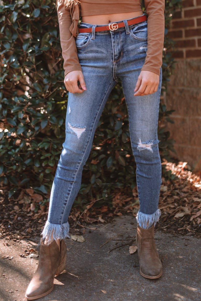 Leap Into Action Jeans