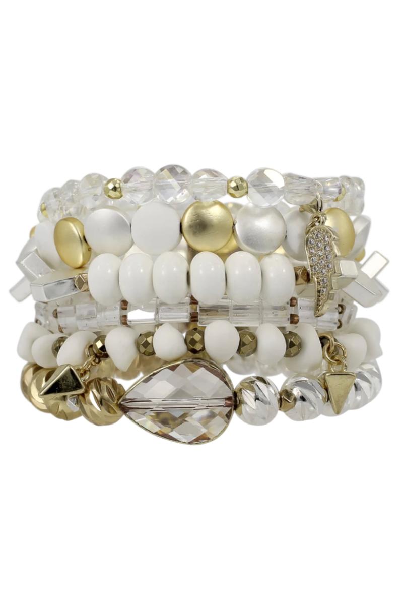 Reba Erimish Bracelet Stack