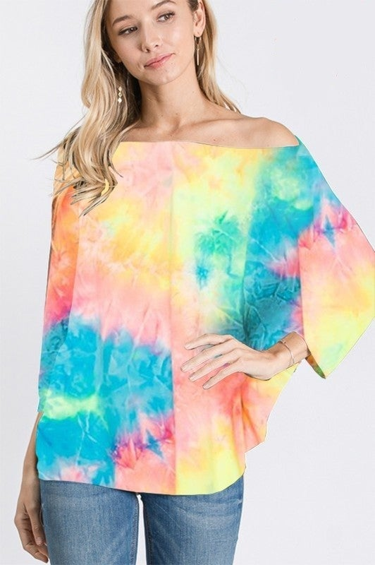 Rainbow Vibes Top