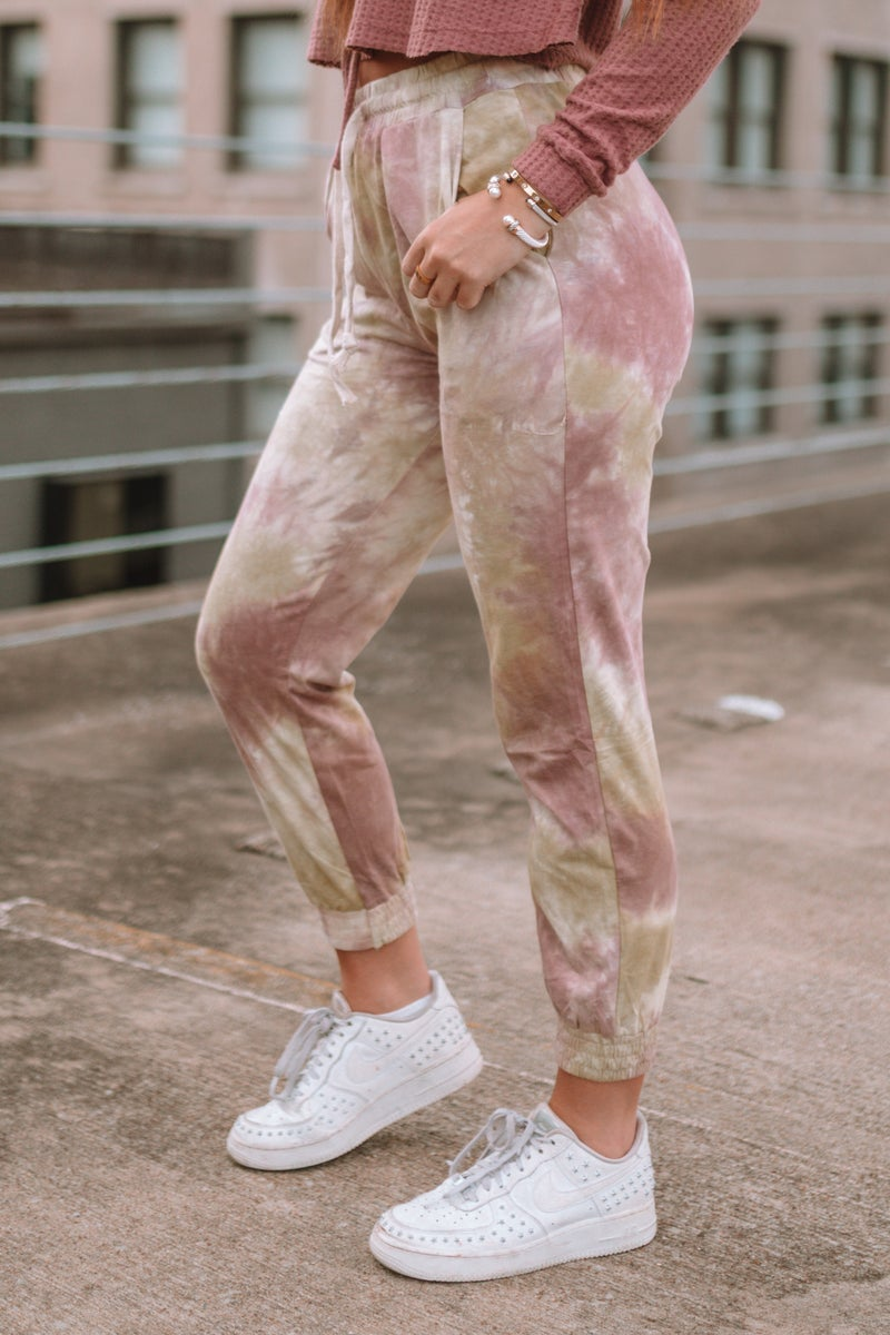 Casual Vibes Joggers