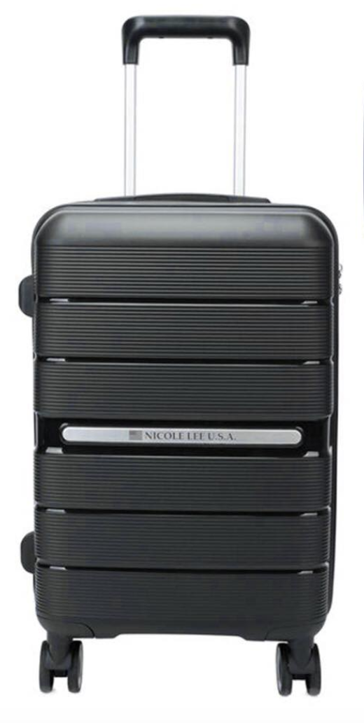 Getting Out Of Town Suitcase