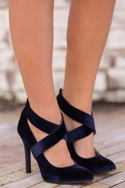 Dance The Night Away Heel