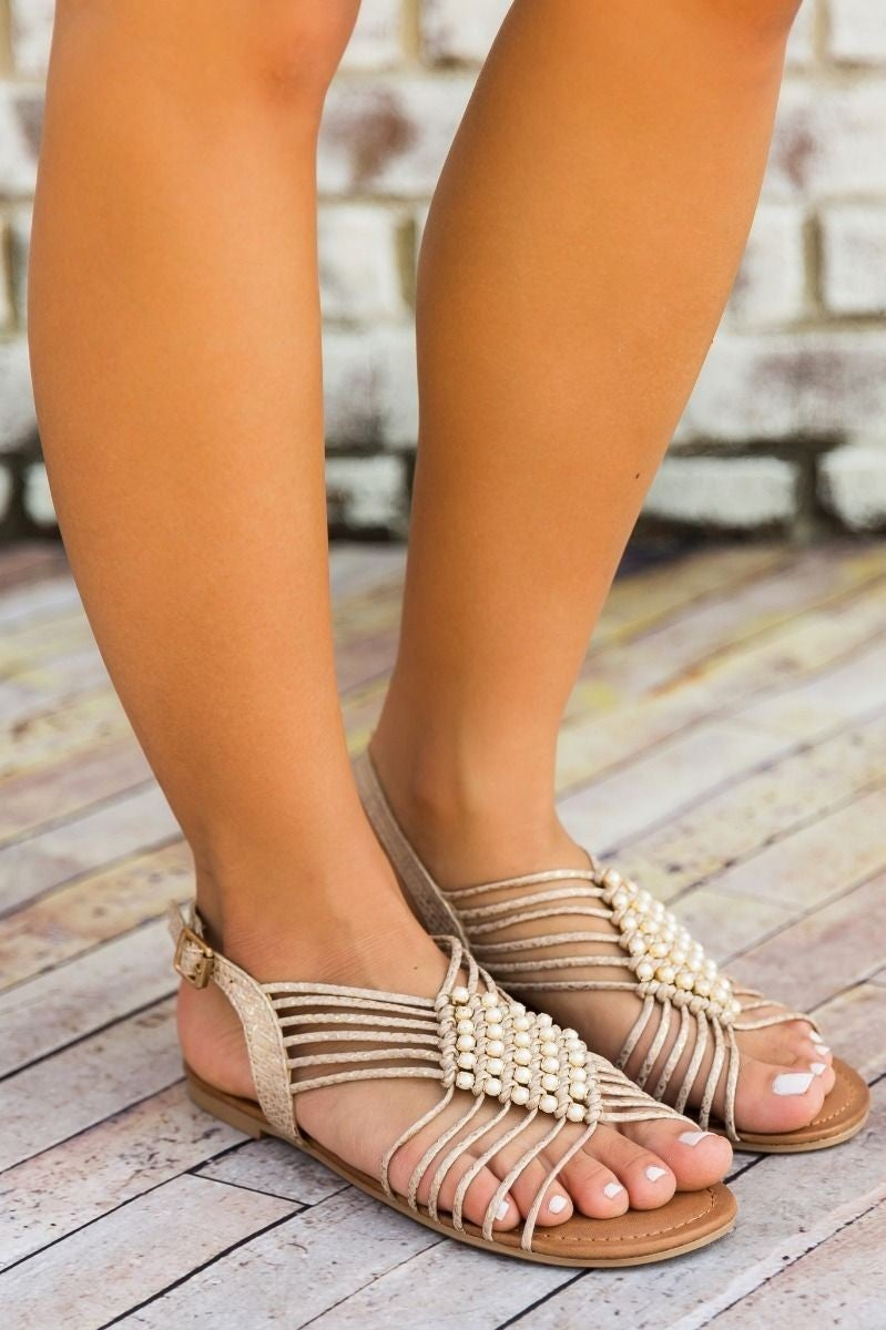 Make A Stand Sandal