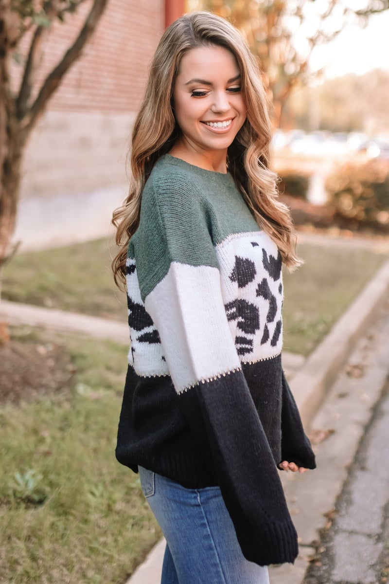 Off The Market Sweater