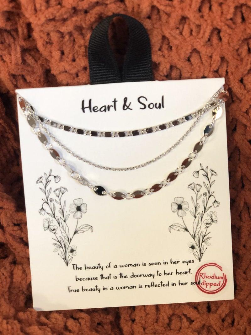 Soul Reflection Necklace