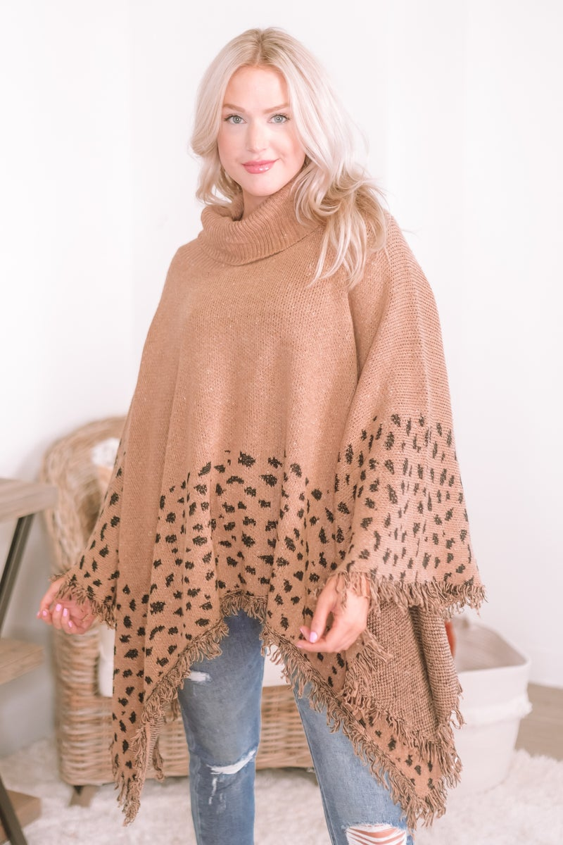 Never Enough Poncho