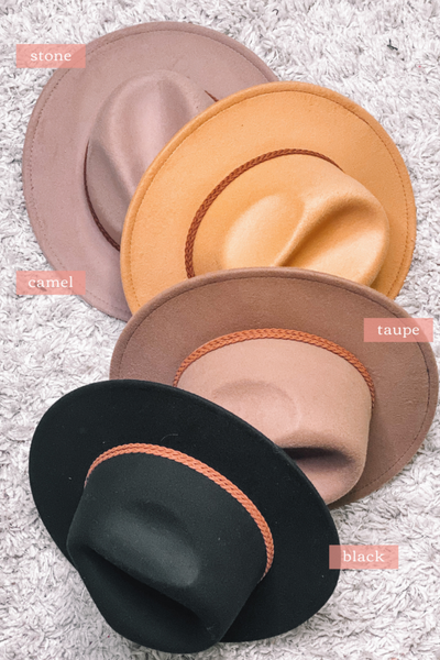 Braid To Love Hat