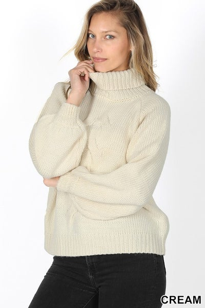 Warm By You Sweater