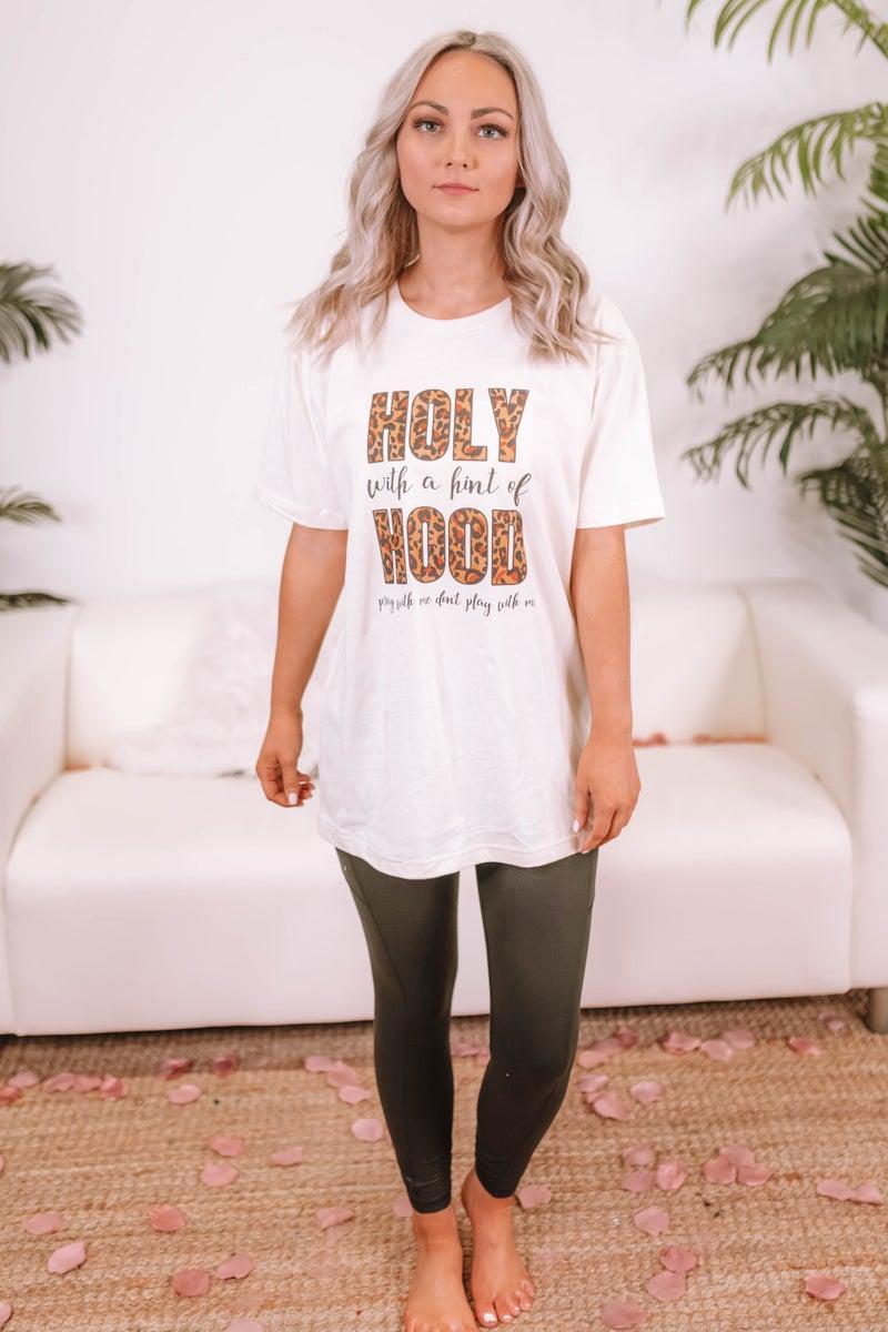 Holy Hood Graphic Tee