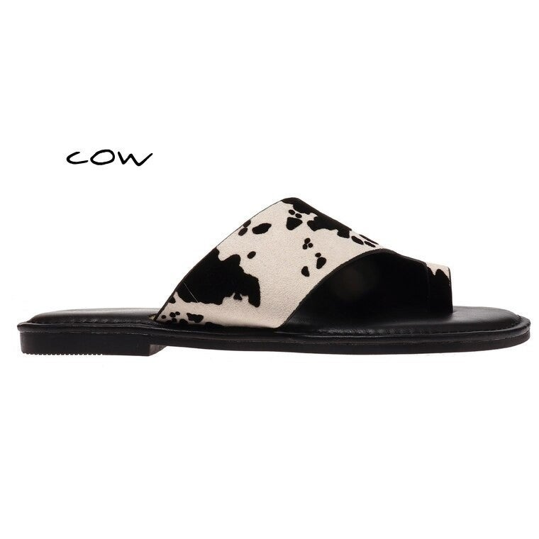Can You Believe It Sandal