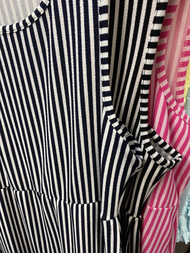 Oh My Sweet Stripes Dress