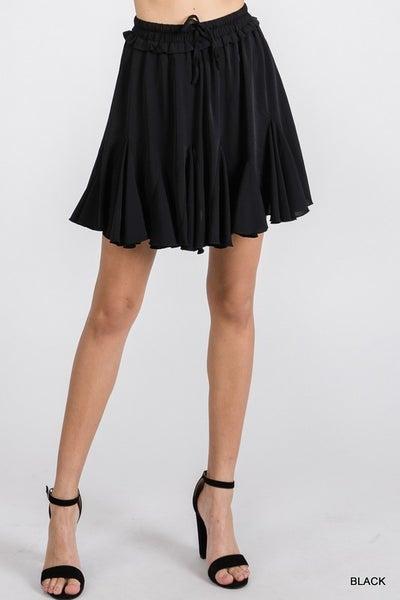 All She Wrote Skirt