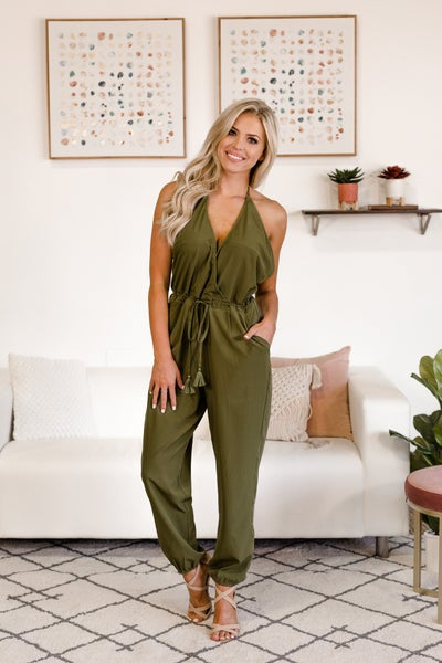Playing My Heart Jumpsuit