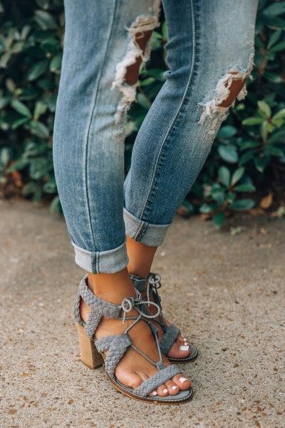 Trick Of The Braid Heel