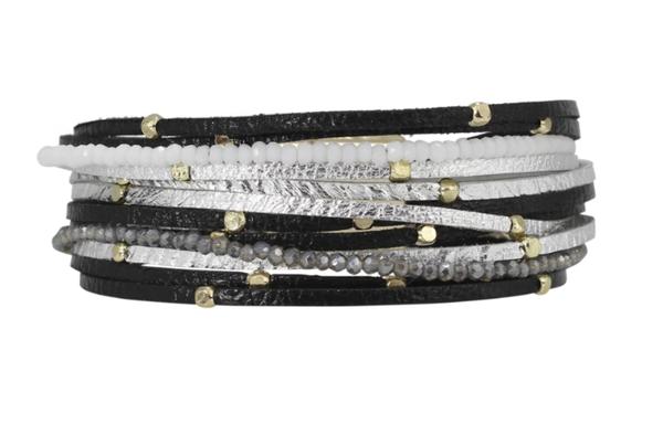 Stockton Tuxedo Erimish Bracelet