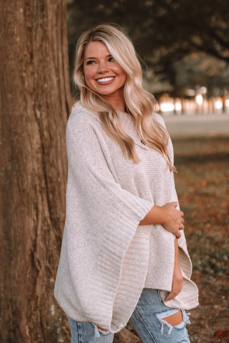 The Perfect Occasion Poncho