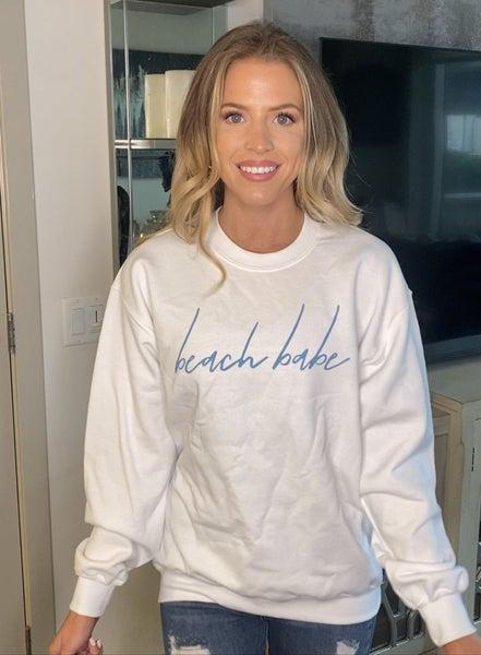 Beach Babe Graphic Sweatshirt