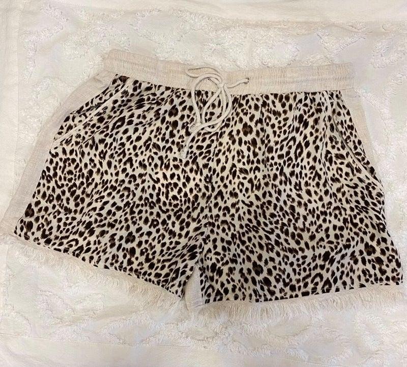 Settle In Shorts
