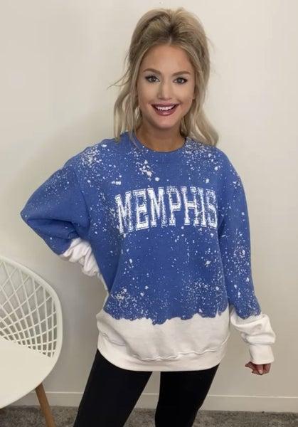 Show Your Spirit Sweatshirt - Memphis