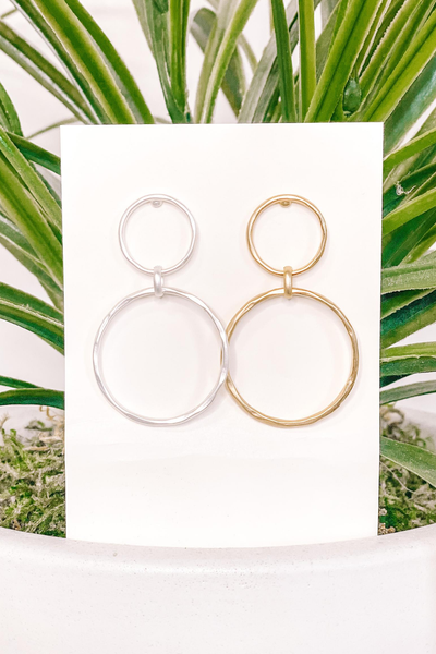 Running Circles Around You Earrings
