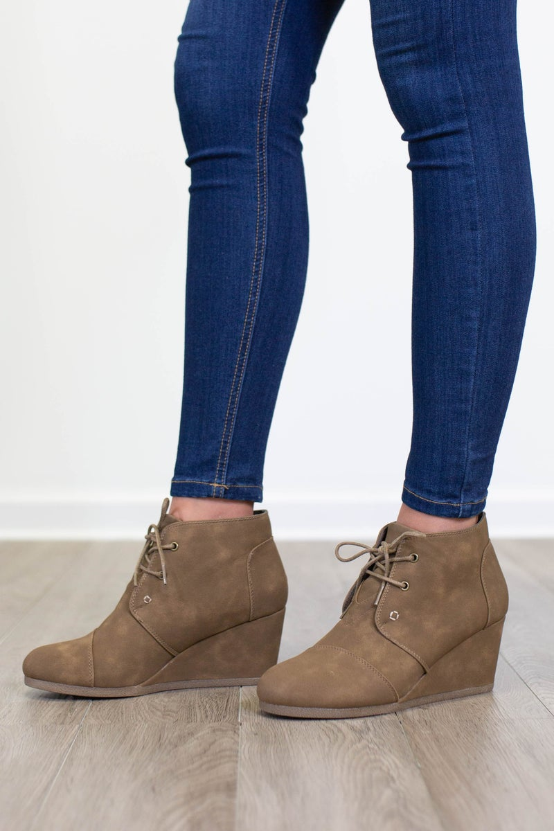 Meet In The Middle Bootie
